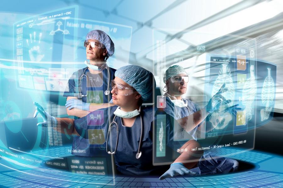 L'intelligence artificielle et l'apprentissage automatique changent notre approche de la médecine et l'avenir des soins de santé