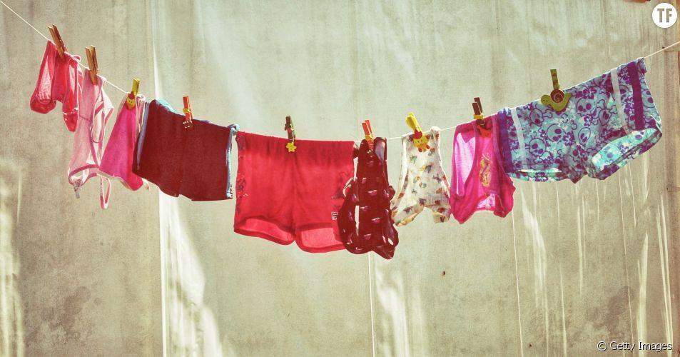 Presque 50% des personnes ne changent pas leurs sous-vêtements quotidiennement